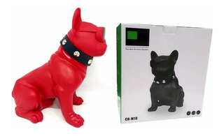 Parlante Bluetooth Bulldog Francés
