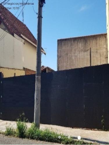 Te05890 - At 185m² - Terreno Misto Ótima Localização Bairro Cidade Nova - Indaiatuba/sp. - Te05890 - 34518133