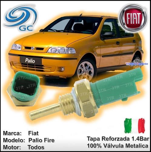 Sensor Válvula Temperatura Fiat Palio Uno Fire 1.3 Autogamma