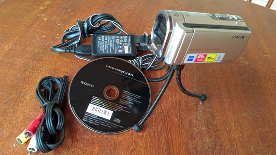 Filmadora Sony Handycam Dcr-sx63 16gb