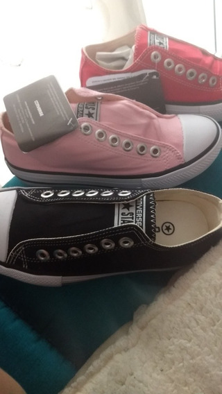 Tênis Converse All Star Baixo Chuck Taylor Ct0420
