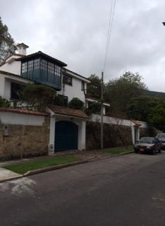 Casa En Venta, Santa Ana Bogotá