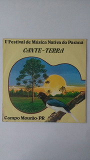 Lp Festival Música Nativa Paraná Campo Mourão Frete Gratis