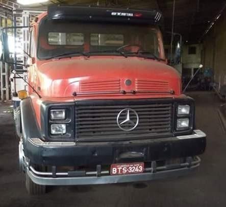 Caminhão Mercedes Benz 1519 Excelente