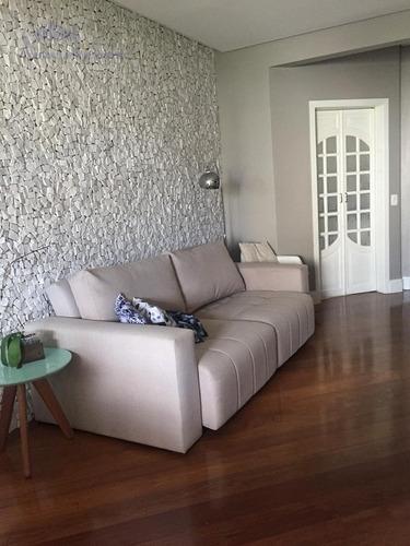 Apartamento Para Venda, 2 Dormitórios, Chácara Inglesa - São Paulo - 8006