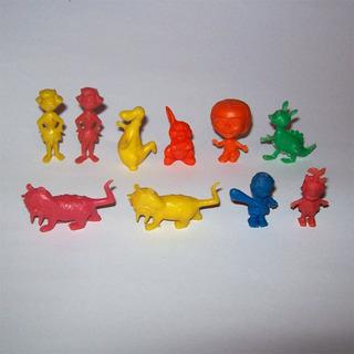 10 Figuritas 70