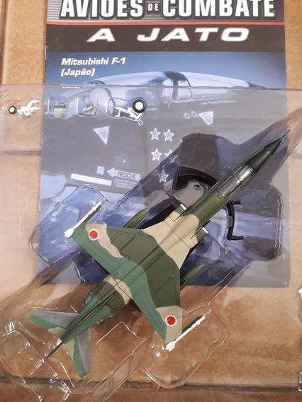 Miniaturas Avião De Combate Mitsubishi F 1 Japão