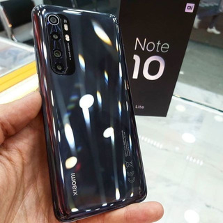 Mi Note 10 Lite 8gb 128gb