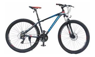 Bicicleta Phoenix Rodado 29 Kx690 Aluminio Frenos Discos