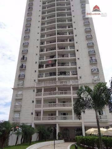 Cobertura Com 3 Dormitórios À Venda, 340 M² Por R$ 1.700.000,00 - Jardim Esplanada - São José Dos Campos/sp - Co0016