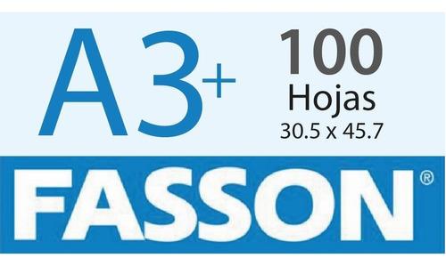 Papel  Autoadhesivo Ilustración A3+ 100 Hojas