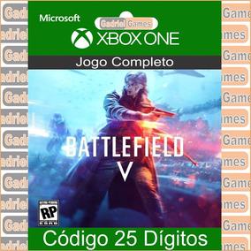Battlefield 5 Xbox One Código 25 Dígitos Em 12x Sem Juros