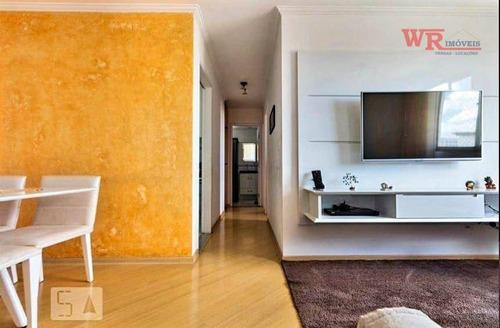 Imagem 1 de 30 de Apartamento Com 2 Dormitórios À Venda, 55 M² Por R$ 340.000,00 - Jabaquara - São Paulo/sp - Ap3533