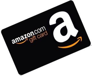 Tarjeta Prepago Amazon Amzn 10 Dolares Usd