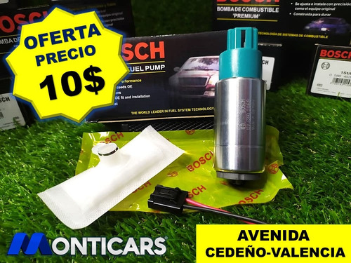 Pila Bomba Gasolina Chevrolet Gm Aveo 2012 2013 2014 1.6