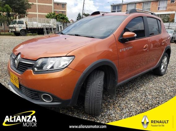 Renault Nuevo Stepway Expression 2018