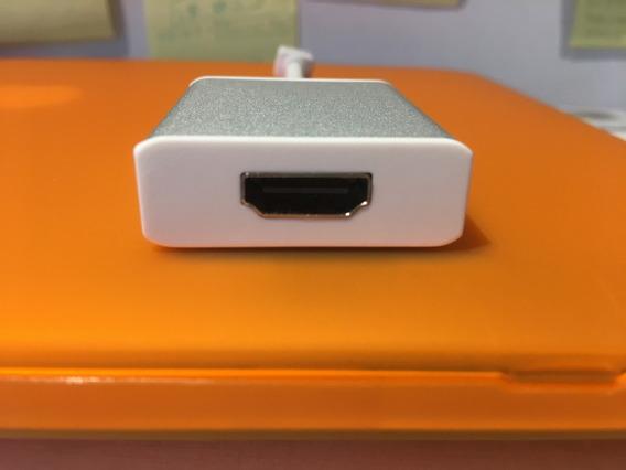 Adaptador De Mini Displayport Para Hdmi 4k Moshi