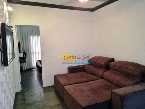 Imagem 1 de 30 de Apartamento Com 2 Dormitórios À Venda, 75 M² Por R$ 260.000,00 - Aviação - Praia Grande/sp - Ap15817