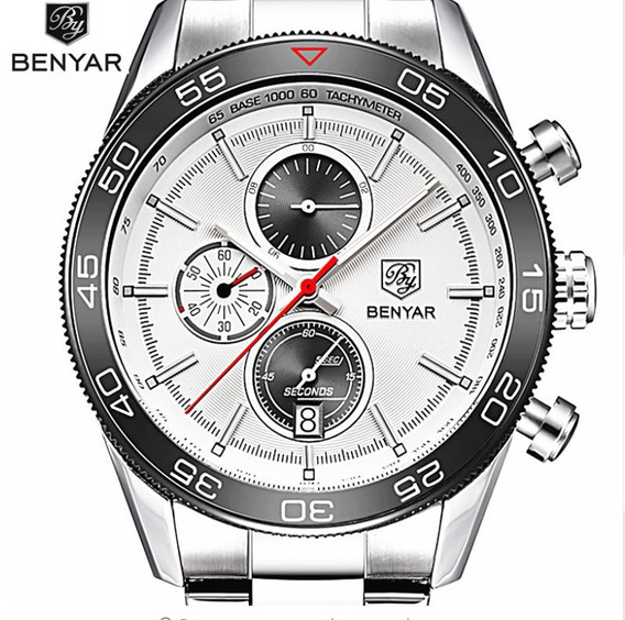 Relógio Benyar Military Edition 2018 By5106a