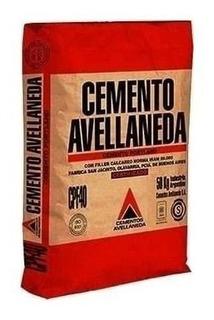 Cemento Av X 50 Kg Proyectar Materiales