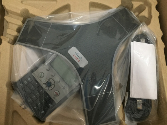 Audioconferência Ip Cisco 7937g - Nf E Garantia