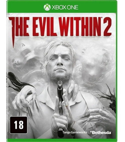 The Evil Within 2 Midia Fisica Lacrado Novo - Xbox One