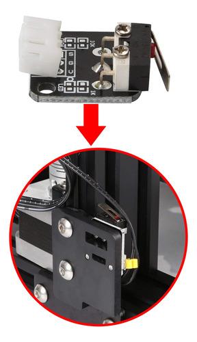 Imagem 1 de 7 de End Stop Switch Chave Creality Cr-10 Ender 3 Impressão 3d