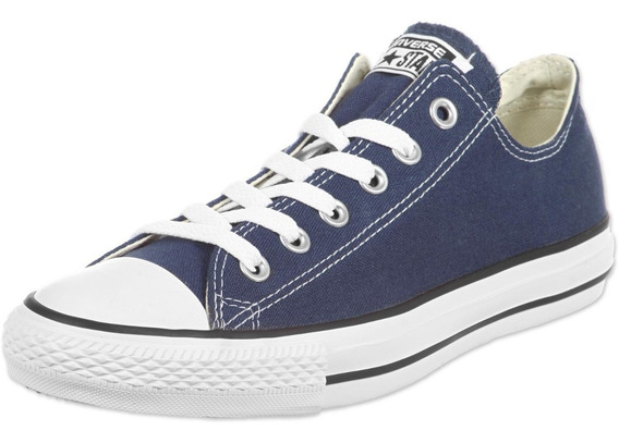 Converse Junior Chuck Taylor Originales Tallas En Cm Azul