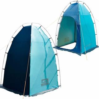 Carpa Baño Camping Waterdog Cambiador Vestidor 130x130cm
