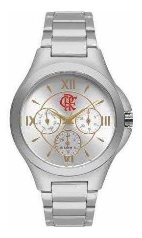 Relógio Flamengo Multifunção Ref:flaco6p29it/3k