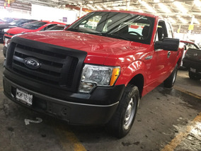 Ford F-150 Xl Cabina Y Media Aut 2010