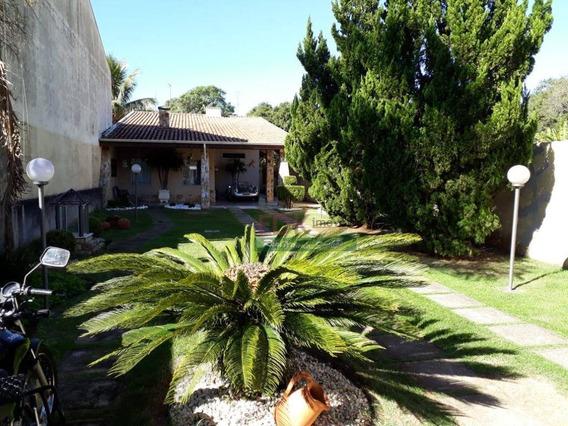 Chácara Com 3 Dormitórios À Venda, 2000 M² Por R$ 550.000,00 - Chácara São Félix - Taubaté/sp - Ch0137