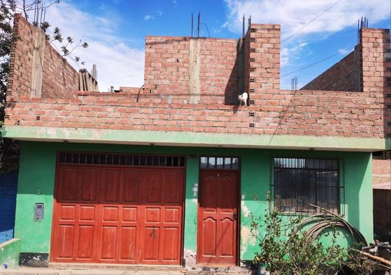 Linda Casa En Ventanilla Pachacutec