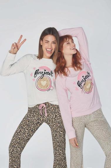Pijamas Mujer Invierno So Pink! Varios Modelos