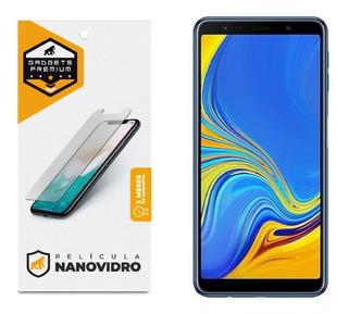 Película De Nano Vidro Samsung Galaxy A7 2018 Gorila Shield