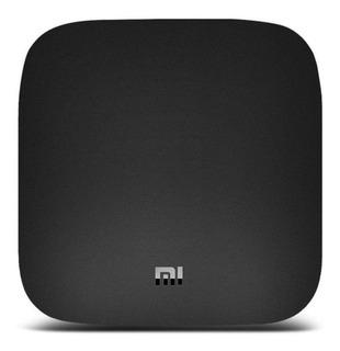 Streaming media player Xiaomi Mi Box de voz 8GB negro con memoria RAM de 2GB