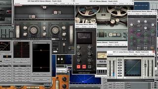 W9 Win Y Mac - Audio Plugins Edicion Mezcla Y Mastering