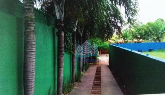 Chácara Residencial À Venda, Jardim Rosolém, Hortolândia. - Ch0021