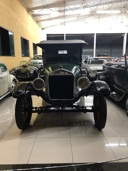 Ford Modelo T Phaeton 1926