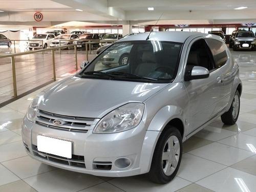 Ford Ka 1.6 Mpi Prata 8v Flex 2p  Cód9995