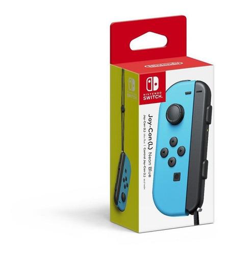 Nintendo Joy - Con L Neon Blue - Nintendo Switch