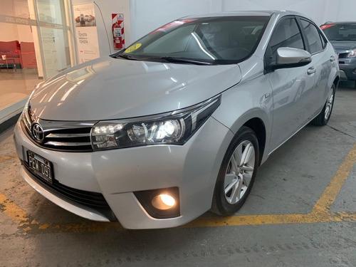 Toyota Corolla Xei Pack Cvt Impecable, Sin Detalles, Nuevo