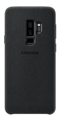 Funda Original Samsung Galaxy S9+ Alcantara Cover