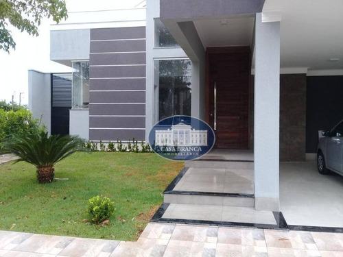 Imagem 1 de 27 de Casa À Venda, 143 M² Por R$ 850.000,00 - Aeroporto - Araçatuba/sp - Ca1230