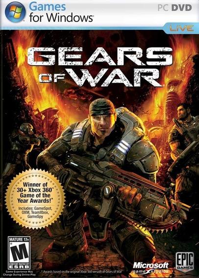 Gears Of War - Pc Mídia Digital