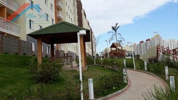 Apartamento A Venda No Bairro Jardim Piratininga Em Sorocaba - Ap 101-1