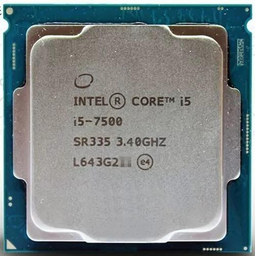 Processador I5 7500 7ª Geração Intel 3.41ghz Lga 1151 - O&m