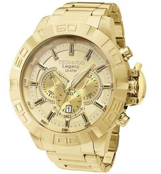 Relógio Masculino Technos - Legacy - Js25ba/4x Frete Gratis