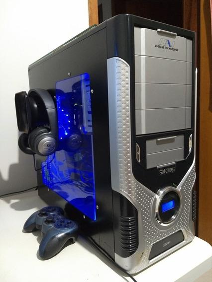 Desktop I53570 2x4gb Ddr3 1333 Kingston Ssd 250gb Kingston Hd 500gb Samsung Gtx 970 Evga 4gb Gddr5 Fonte Evga 430w