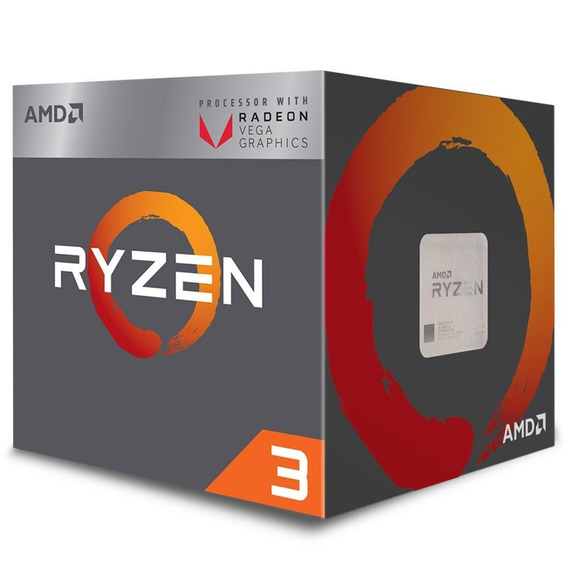 15770 Processador Amd Ryzen 3 2200g Am4 3.5ghz 6mb Vega